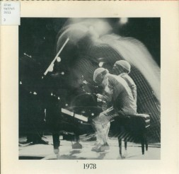 "album cover for ""Cecil Taylor"""