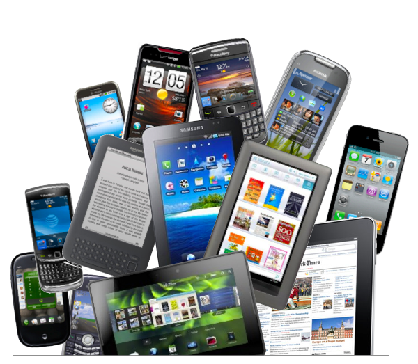 Types of Mobile Devices: Laptop, Tablet, and Smartphone