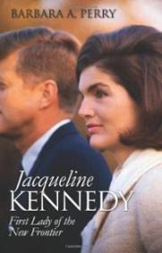 cover art for biography of Jackie Kennedy