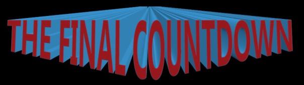finalscountdownwordart