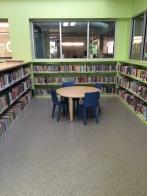 children's section Harrison Public