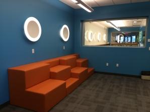 teen center at HPL